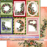 Heartfelt Creations, Classic Rose Paper Collection - Scrapbooking Fairies