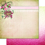 Heartfelt Creations, Classic Petunia Paper Collection - Scrapbooking Fairies