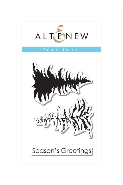 Altenew, Pine Tree Stamp Set - Scrapbooking Fairies