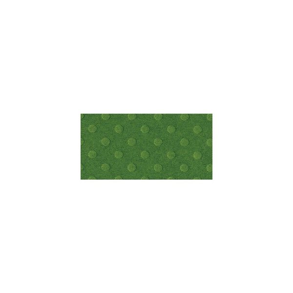 "Bazzill Dotted Swiss Cardstock 12""X12"", Thicket/Dotted Swiss (80lb)"
