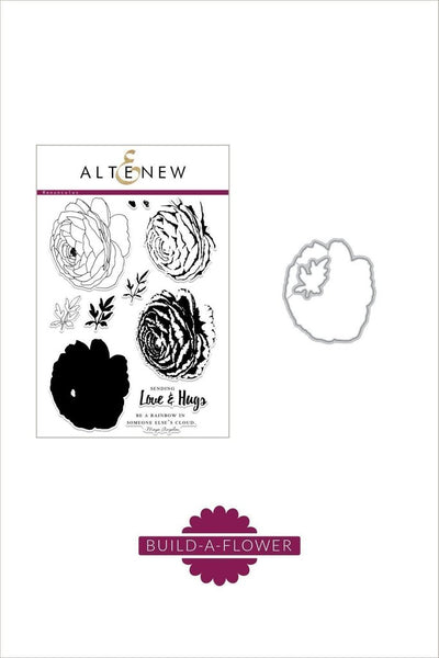 Altenew, Build-A-Flower: Ranunculus - Scrapbooking Fairies