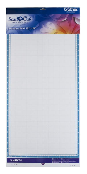 "Brother ScanNCut, Low Tack Adhesive Mat 12"" x 24"" - Scrapbooking Fairies"