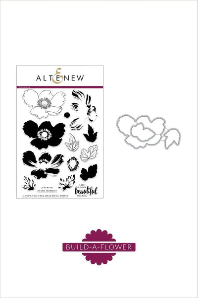 Altenew, Build-A-Flower: Anemone - Scrapbooking Fairies