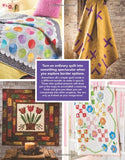 Quilts with Unique Borders: Extraordinary Border Finishes - Scrapbooking Fairies