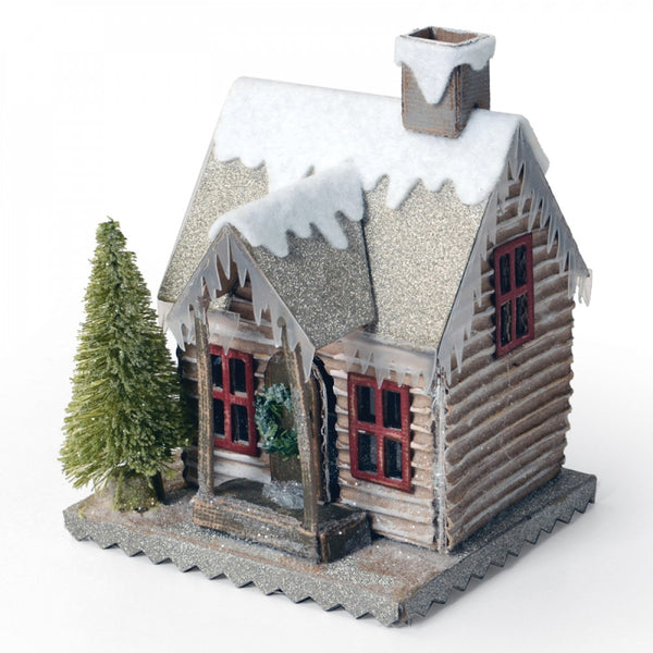 "Sizzix Bigz Die By Tim Holtz 5.5""X6"", Village Winter"