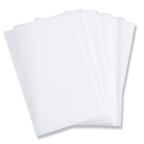 "Sizzix Surfacez - Shrink Plastic, 8 1/2"" x 11"", 10 Sheets"
