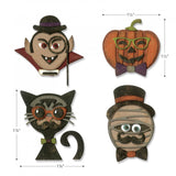 Sizzix Thinlits Dies By Tim Holtz, Hip Haunts