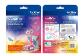 Brother ScanNCut, Stamp Starter Kit - Scrapbooking Fairies