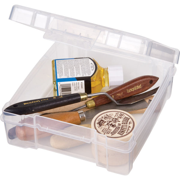 "Artbin, Essentials 6"" X 6"" - Clear - Scrapbooking Fairies"
