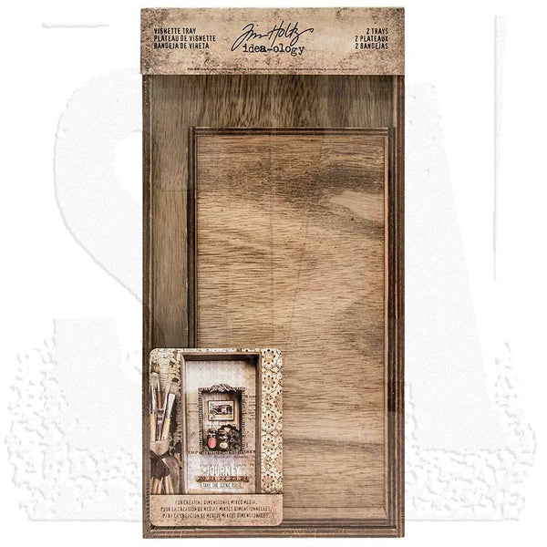 Advantus - Tim Holtz, Idea-ologies, Vignette Tray