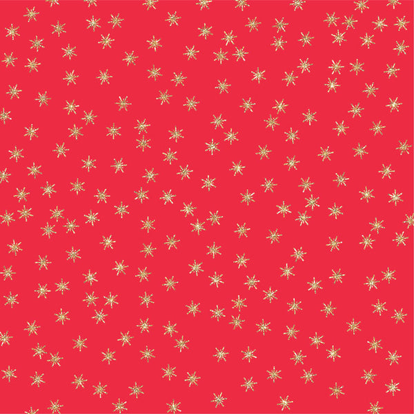 Crate Paper, 12X12 Specialty Paper, Falala - Cardstock - Glitter - Scrapbooking Fairies
