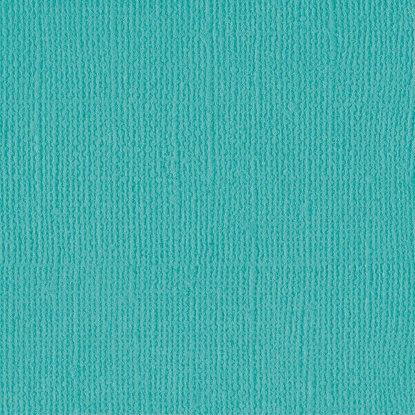 "12""X12"" Mono Cardstock, Capri Sea - Scrapbooking Fairies"
