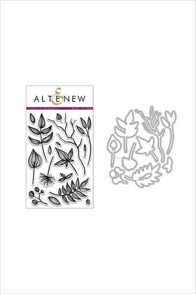 Altenew, Freeform Greenery Stamp & Die Bundle - Scrapbooking Fairies
