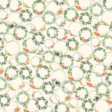 "Echo Park, Spring Market Double-Sided Cardstock 12""X12"", Wreath Decor - Scrapbooking Fairies"