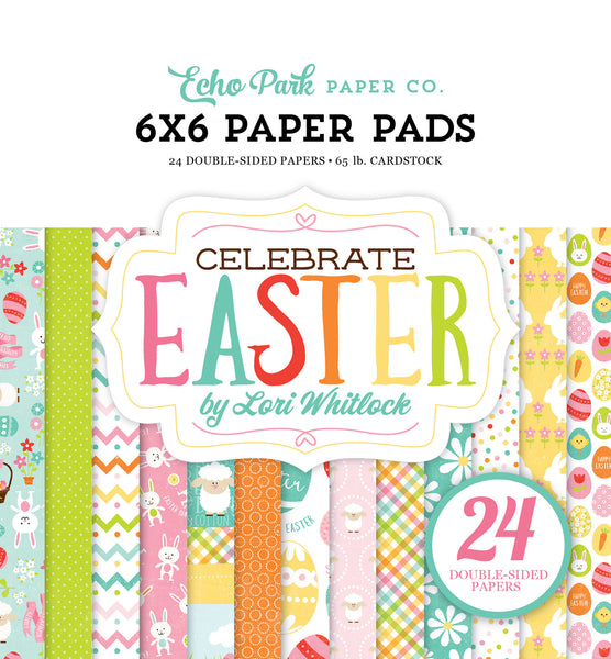 "Celebrate Easter 6""x6"" Paper Pad - Scrapbooking Fairies"