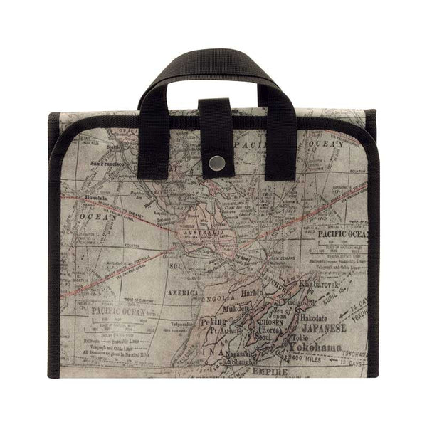 Tim Holtz, Storage Studios, Fold-up Tool Tote, Expedition - Scrapbooking Fairies