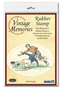 Craft Excess, Rugby, Rubber Stamps - Scrapbooking Fairies