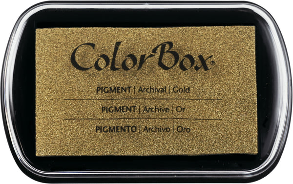 ColorBox,  Full Size, Metallic Gold