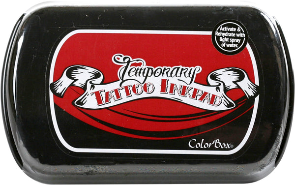 ColorBox,  Temporary Tattoo Inks, Spicy