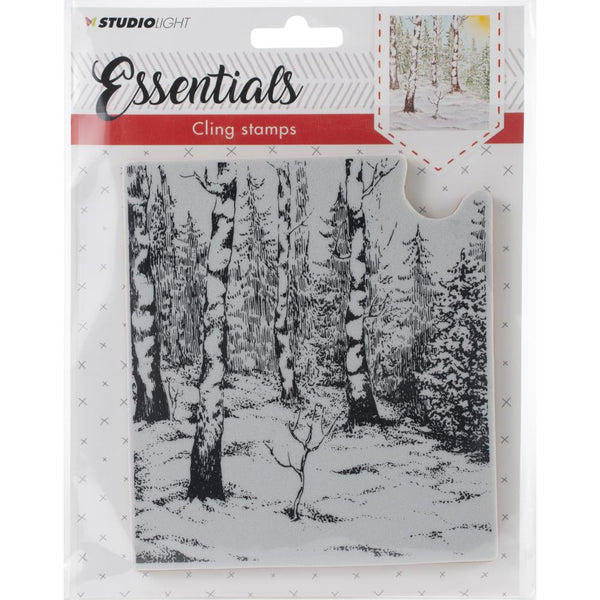 Studio Light Essentials Cling Stamps, SL01