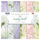 "The Paper Boutique, Country Stroll, 6""x6"" Paper Pad"