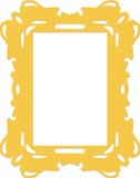 "Kaisercraft Die, Rectangle Ornate Frame 3.75""X3"""