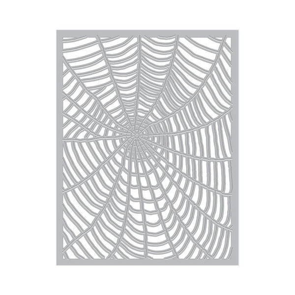 Hero Arts Fancy Dies, Spider Web Texture