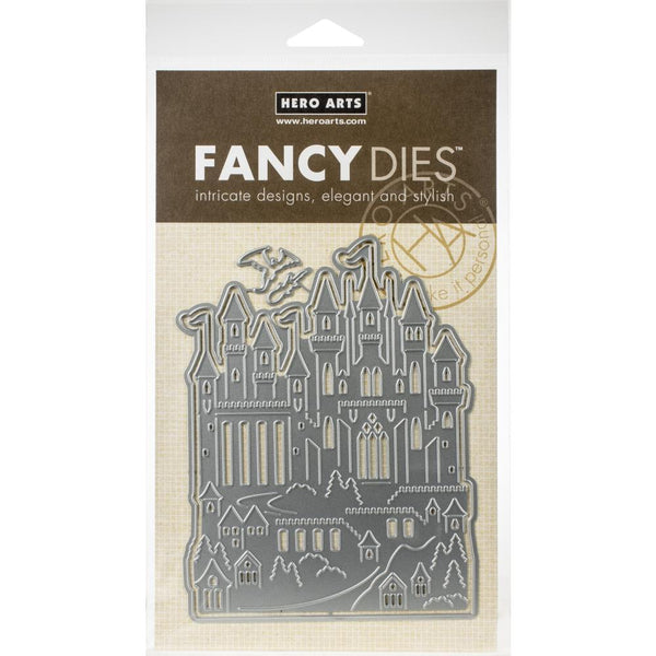Hero Arts Paper Layering Fancy Dies, Castle