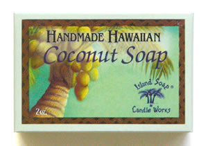 Dearmweaver Stencils, Handmade Hawaiian Soap - Coconut - Scrapbooking Fairies
