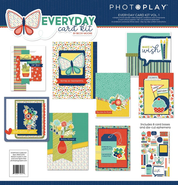 PhotoPlay Card Kit, Everyday