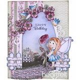 Heartfelt Creations - Wildwood Cottage Darlings Dies - Scrapbooking Fairies