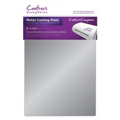 Gemini Metal Cutting Plate, 9x12.5""
