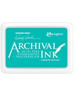 Wendy Vecchi Archival Ink Pad, Garden Patina