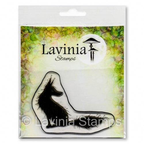 Lavinia Stamp, Gideon (LAV646), Clear Stamp