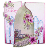 Heartfelt Creations, Classic Petunia Card Kit