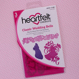 Heartfelt Creations, Classic Wedding Bells Die
