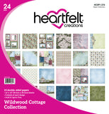 Heartfelt Creations - Wildwood Cottage Paper Collection