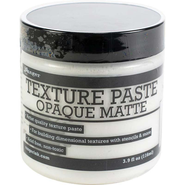 Ranger Texture Paste 4oz, Opaque