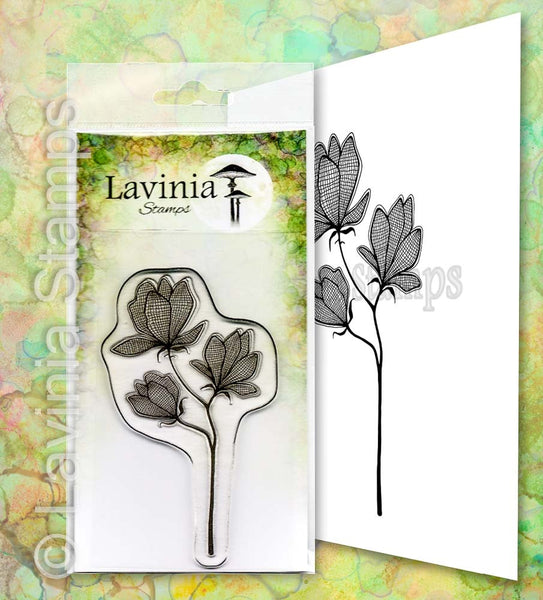 Lavinia Stamps, Clear Stamp, Lilium (LAV653)