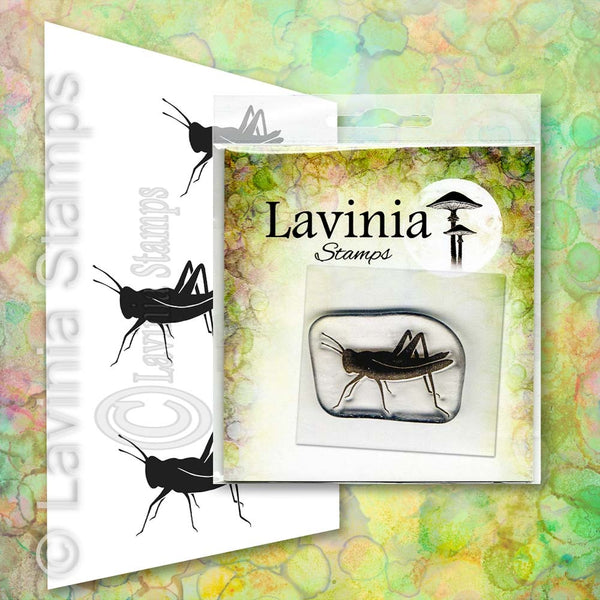 Lavinia Stamps, Clear Stamp, Jiminy (LAV661)