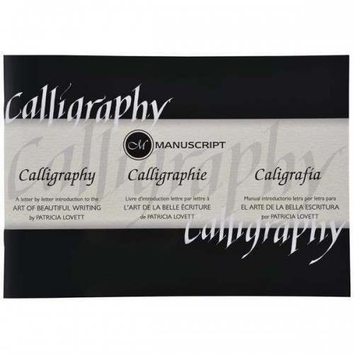 Manuscript Calligraphy Manual, Letter-By-Letter Introduction