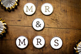 My Minds Eye, Medallions, Fancy Mr. And Mrs. - Scrapbooking Fairies