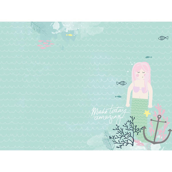 "Kaisercraft D-Ring Album 12""X12"", Mermaid"