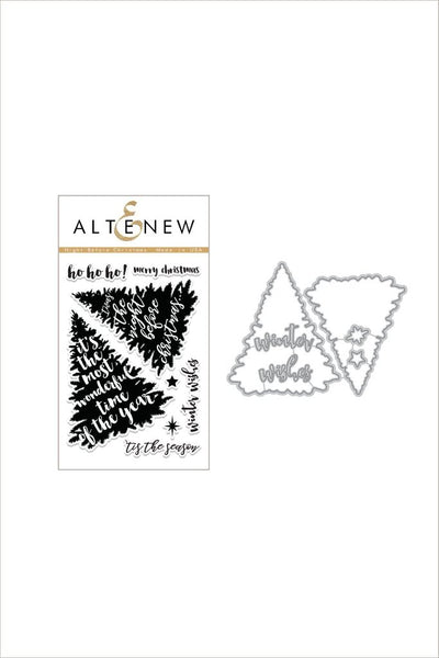 Altenew, Night Before Christmas Stamp & Die Bundle - Scrapbooking Fairies