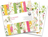 "P13 Double-Sided Paper Pad 12""X12"" 12/Pkg, The Four Seasons-Summer"