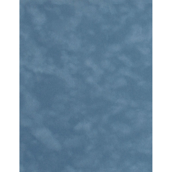 "French Blue Velvet Paper 8 1/2"" x 11"" - Scrapbooking Fairies"