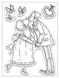 Penny Black, Kisses For My Sweet, Clear Stamps