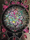 PaperArtsy, PA Stencil 199 Large {ETS}, Design by:  Tracy Scott