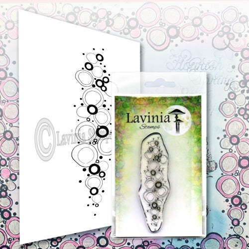 Lavinia Stamps, Pink Orbs (LAV590)