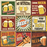 "Happy Hour Double-Sided Cardstock 12""X12"", More Beer 2"
